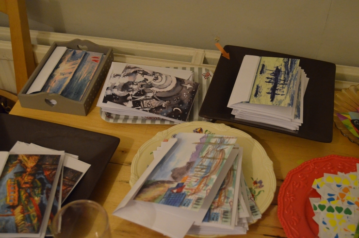 Postcards for sale
