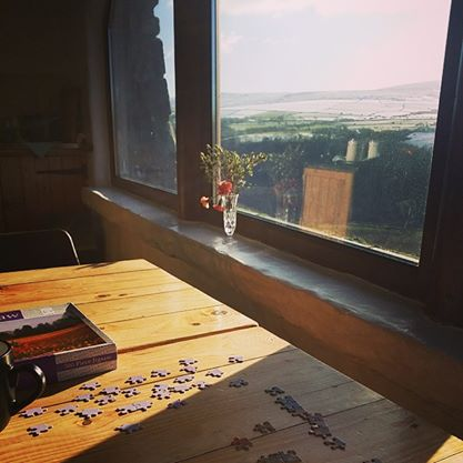 Jigsaw and a View