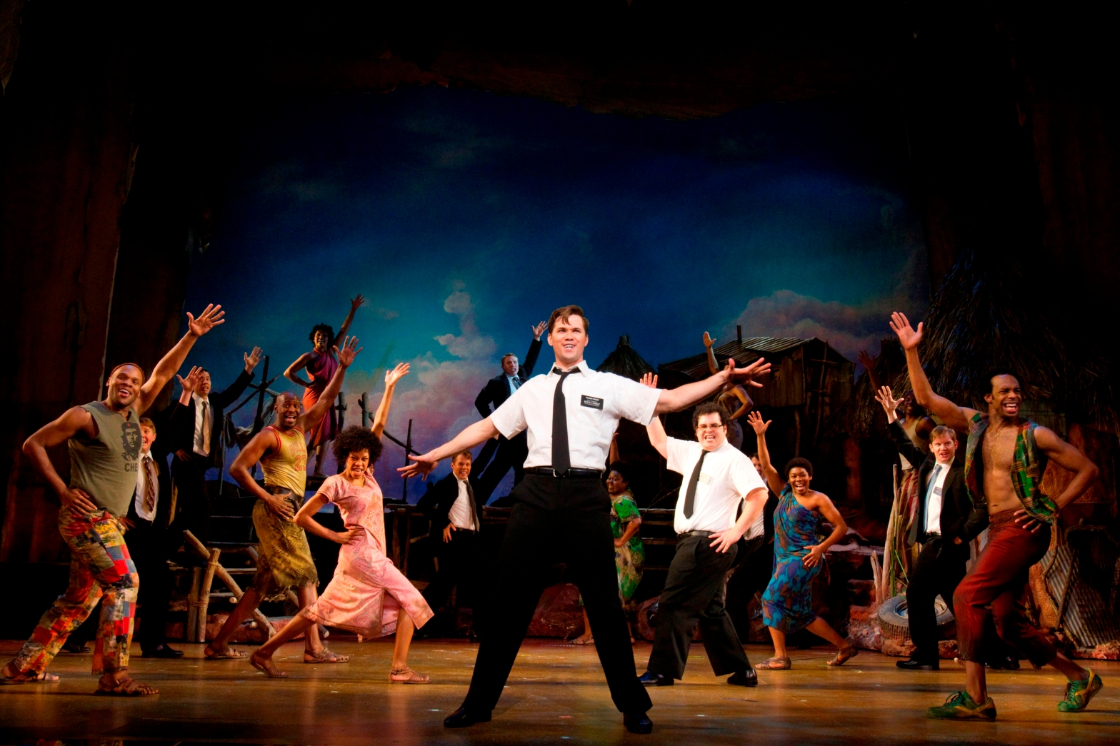 The Book of Mormon made me cry. Why?