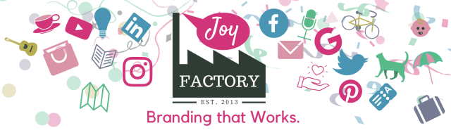 Joy Factory -- Branding that Works.