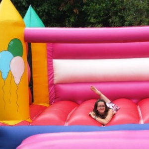 Bouncy Castle Habit Motivation!