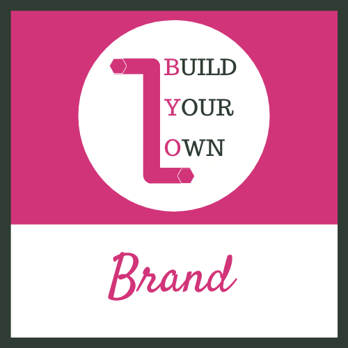 'Build your own...Brand' Course by the Joy Factory