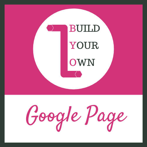 'Build your Own: Google Page' Course by the Joy Factory
