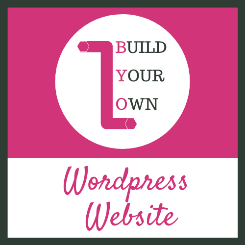 'Build your Own: WordPress Website' by the Joy Factory