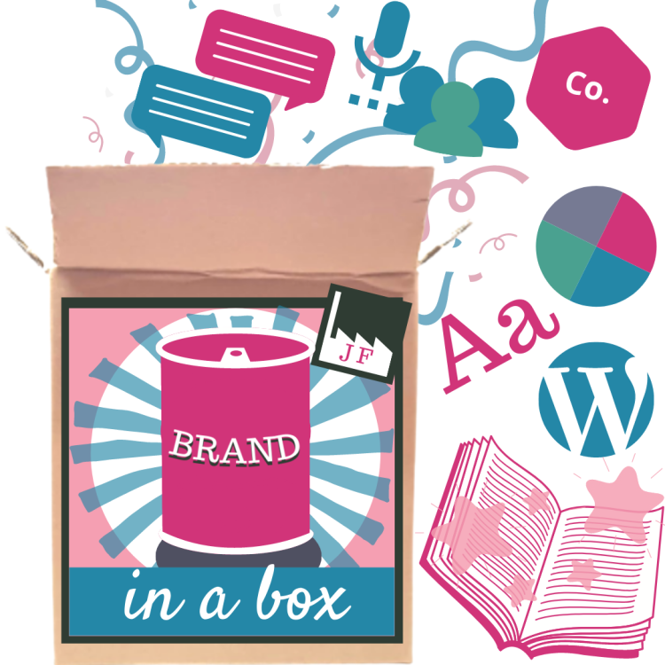 Brand in a Box by the Joy Factory