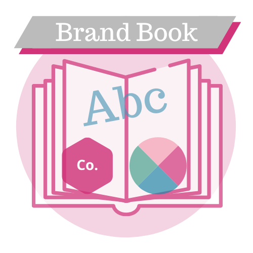 Brand Guidelines Book, Brand in a Box, by the Joy Factory