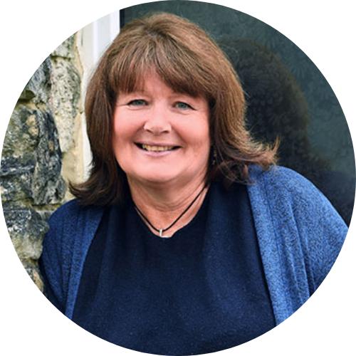 Liz Morgan, St John's Locks Heath PA, talking about Christmas Marketing Campaign