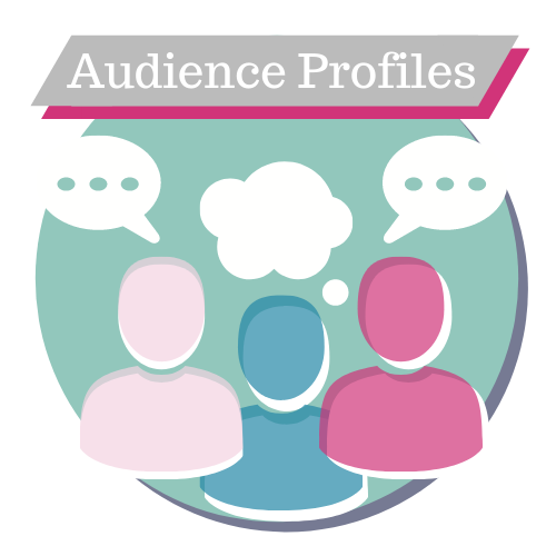 Audience Profiles in the Joy Factory 'Social Media in a Box'