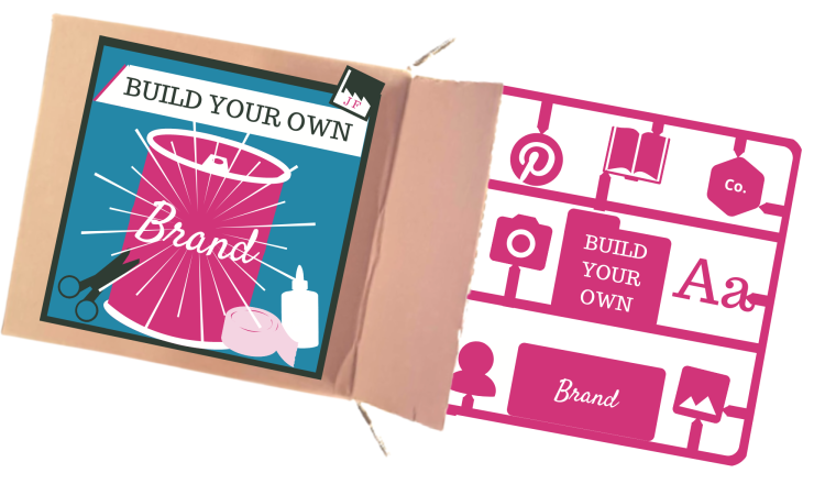 'Build your own Brand' Course by the Joy Factory
