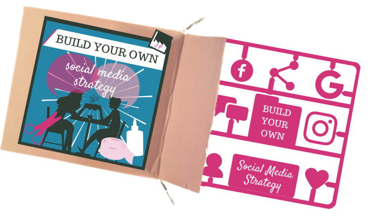 'Build your own Social Media Strategy' Course by the Joy Factory